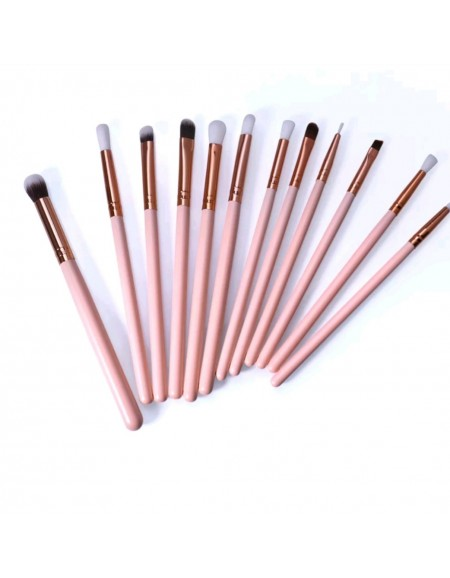 O.TWO.O 12 makeup brush set