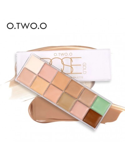 O.TWO.O 12 color concealer...