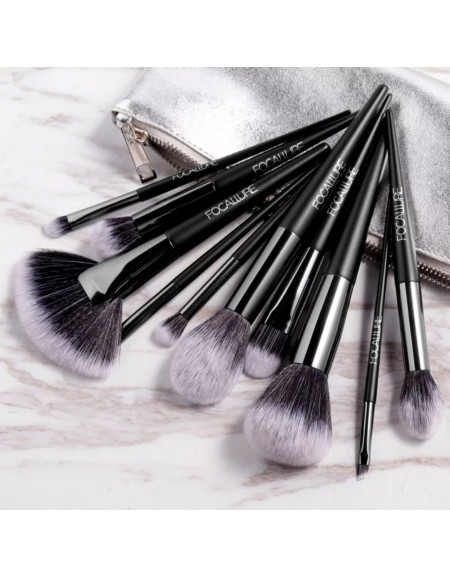 FOCALLURE 10 brush set with...