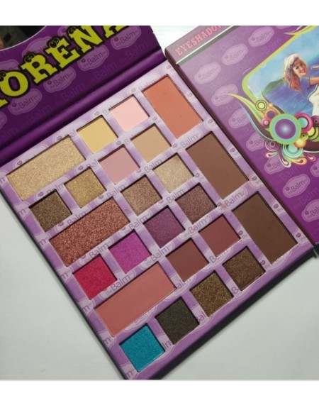 THE BALM MORENA palette