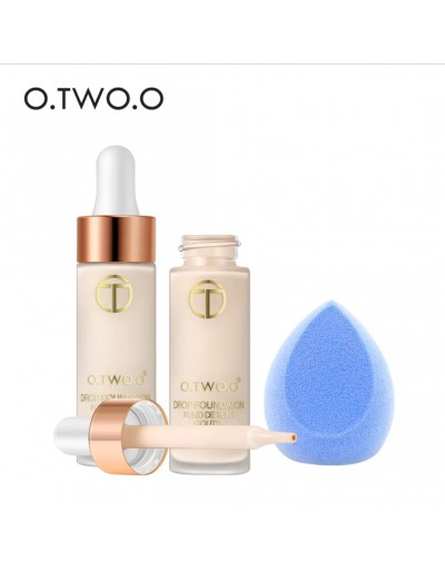 O.TWO.O liquid drop foundation