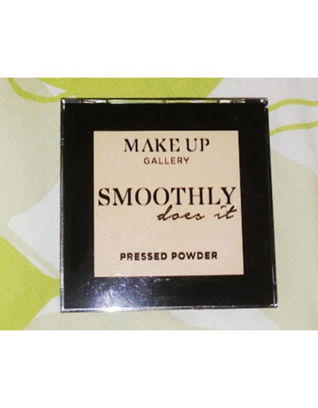 Makeup gallery pressed...
